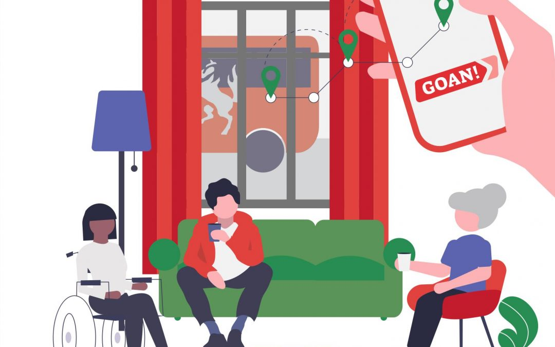 GOAN! reis-app voor Twente gelanceerd